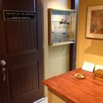 Spa Zen Entryway